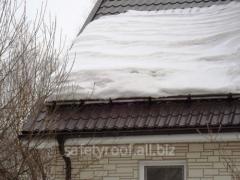Снегозадержатель трубчатый модель 1245325430