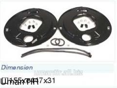 Защита тормозного барабана AUGER 9900000073