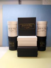 Gift box round, hat box