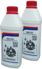 Oil for vacuum pumps TEKOVAC