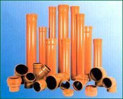 Трубы канализационные OSTENDORF