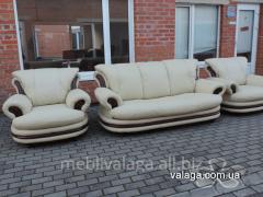 Кожаная мебель, кожаный диван, мебель с Европи