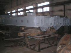 Поворотная платформа ЭКГ-5А