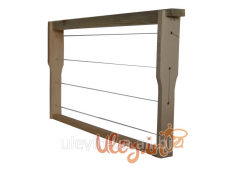 Frame Dadan of 300 mm assembled, with a wire and