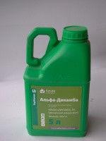 Alf Dikamba's herbicide, exterminators of
