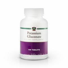 Means anti-stress. Potassium gluconate. Potassium