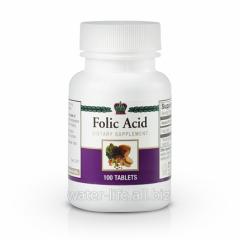 Means anti-stress. Folic acid. Folic Acid