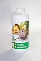 Alf Brigadir's herbicide