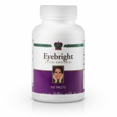 Means for health of eyes. Eyebright. Eyebrigh