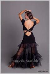 Платье женское для бальных танцев