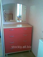 Dresser on four shuflyadka