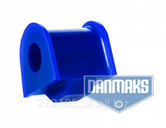 The polymeric plug of the forward DANMAKS™