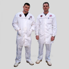 Scrub for the stomatologist, clothes medical