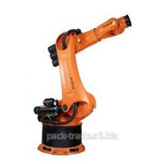 Industrial Kuka KR 240 R3330 robot (KR 360 Fortec)