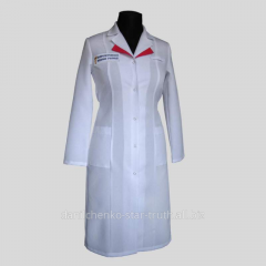 Dressing gowns for surgeons, scrubs