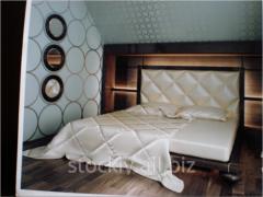 Кровать с быльцем