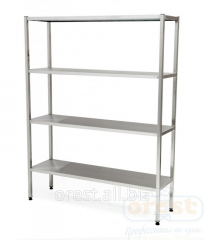 Rack made of stainless steel series C