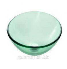 Стеклянный умывальник для ванной Clear GV-101-12mm