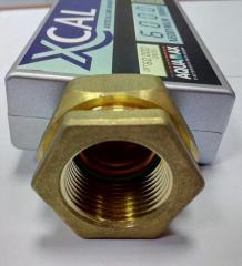 Magnetic converter of water. XCAL 6000