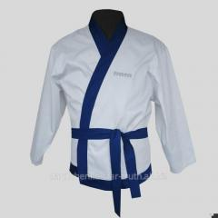 Clothes for fight, kimon