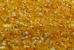 Corn grits (№4, №5) for export