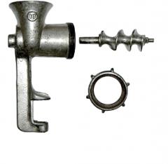 Meat grinder body