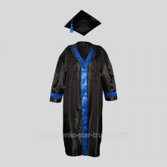Graduate's cloak