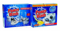 Tablets for the Power Wash dishwasher of 0,800 kg.