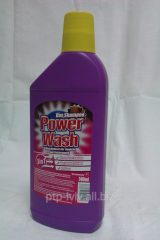 Means for cleaning of carpets and coverings of