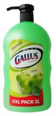 Pour Gallus Handseife Apfel liquid soap of 1 l.