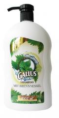 Шампунь Gallus Shampoo Brennnessel белый 1 л.