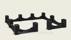 Fencings granite under the order