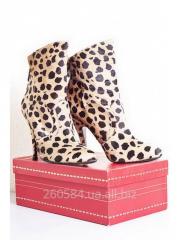 Balmain half boots