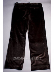 Brioni trousers, 50th size, black