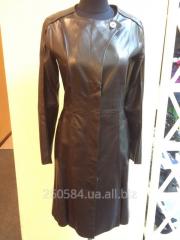 Leather Celine coa