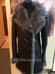 Women's leather jacke