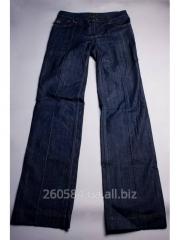 Jeans female Louis Vuitton, 38th size
