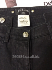 Jeans female Chanel