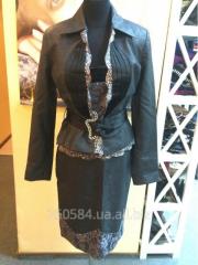 Suit female elegant Balliza, size 38