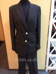 Suit female Dolce Gabbana, size 42