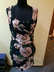 Dolce Gabbanac dress drapery, size 38