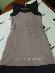 Dress for the girl of 11-12 years