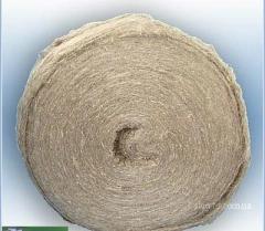 Tape linen for a felling