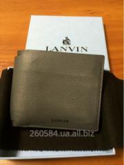 Кошелек мужской Lanvan