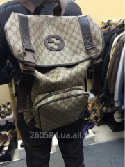 Backpack tourist Gucci