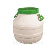 Бочка пластиковая пищевая 30л (шт.)