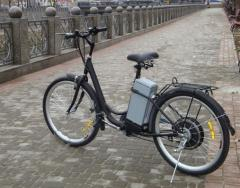 Электровелосипед Вольта 2011