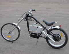 Rowery choppery