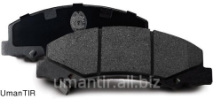 Brake shoes Article of 29065 Fomar