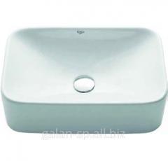 Ceramic wash basin of Kraus for bathing KCV - 122
